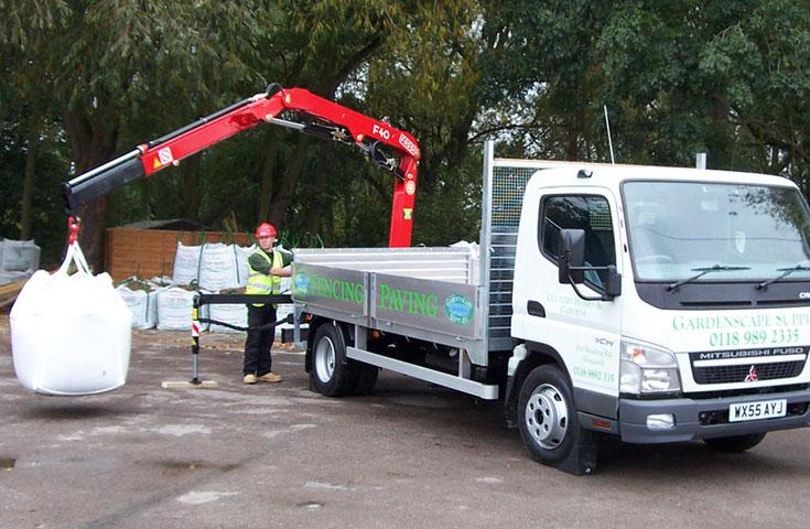 Fassi hydraulic crane F40A active 03