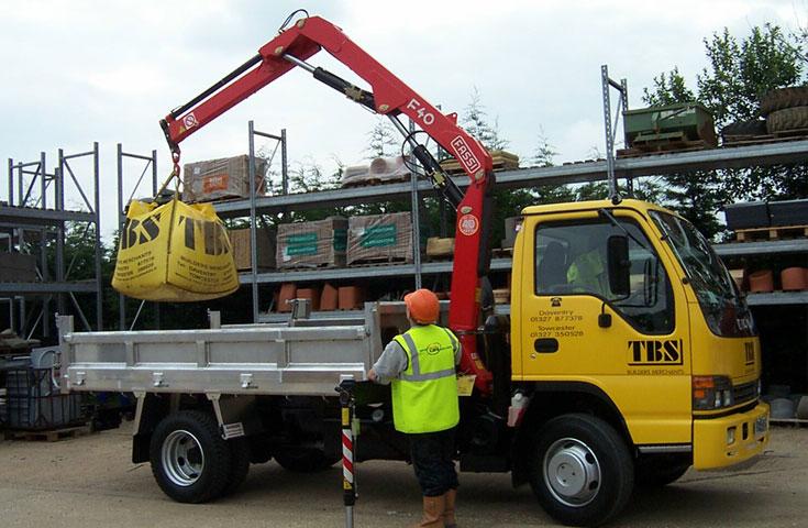 Fassi hydraulic crane F40A active 04