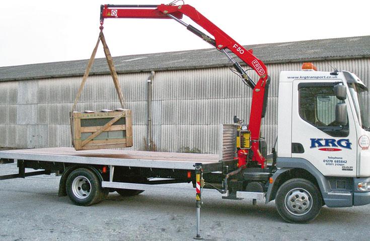 Fassi hydraulic crane F50A active F50A e-active 01