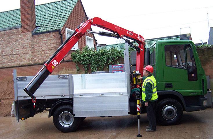 Fassi hydraulic crane F50A active F50A e-active 02