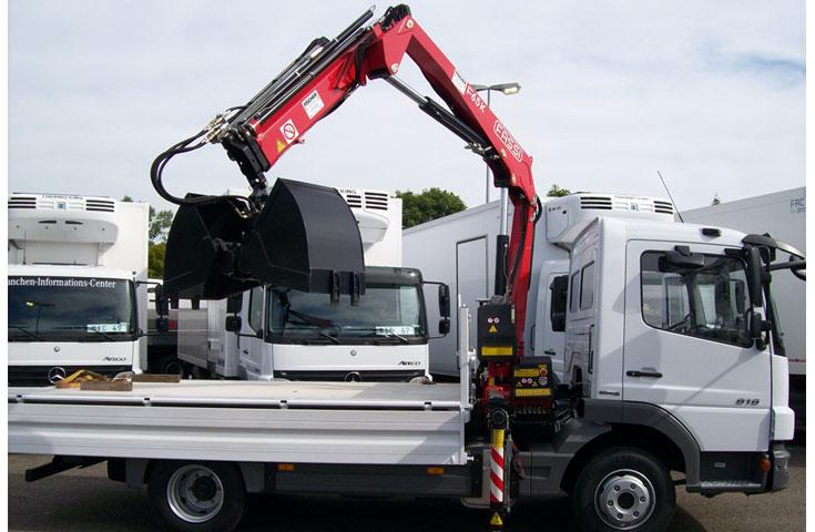 Fassi hydraulic crane F65AK 01