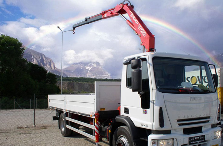 Fassi hydrauli crane F90A e-active 01