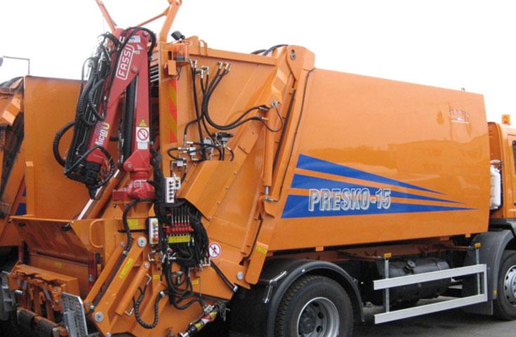 Fassi crane MICRO M20A 02