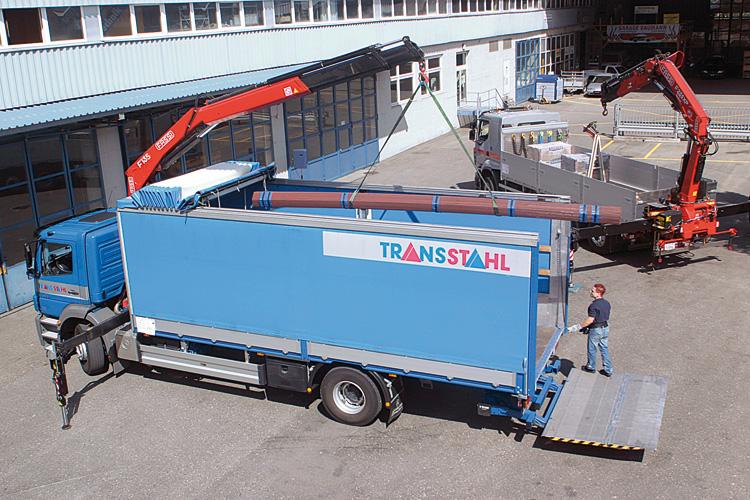 Knuckle Boom Cranes F135a 0 Crane Models Fassi Gru Spa