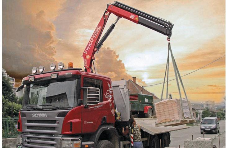 Fassi hydraulic crane F105Ae-active 02