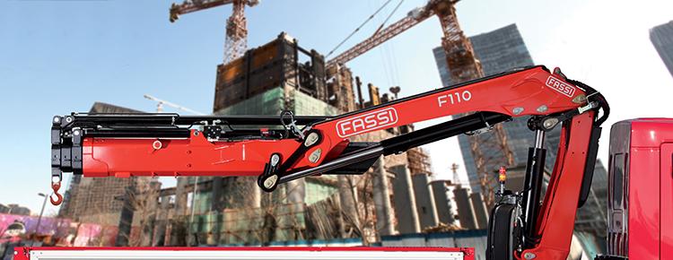 F110B.2 Fassi loader crane 01
