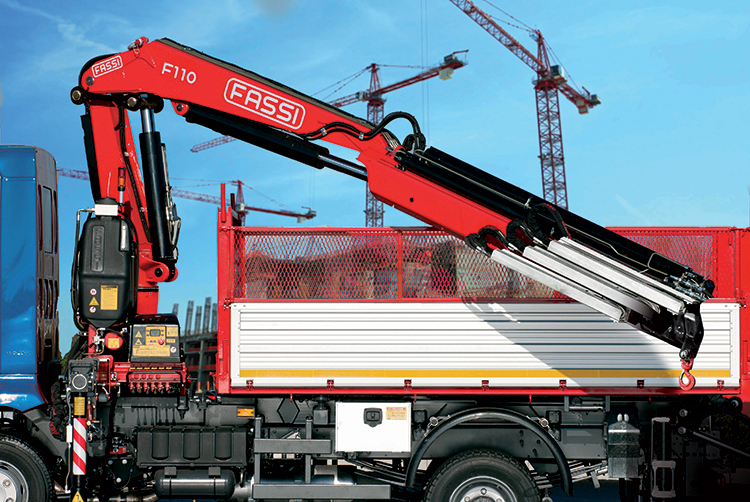 F110B.2 Fassi loader crane 02