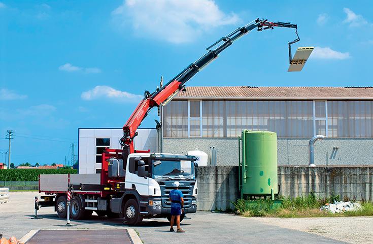 Fassi boom crane F245A active F245A e-active 04