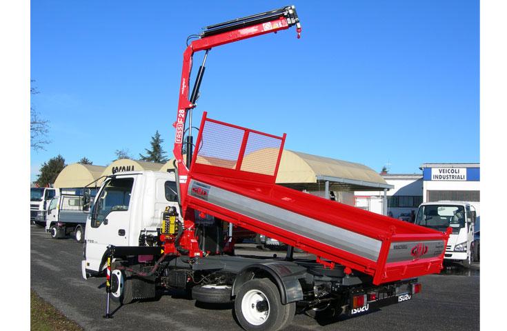 Fassi hydraulic crane F28A active 03