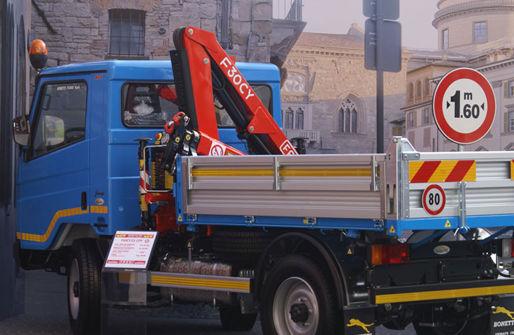 Fassi hydraulic crane F30CY active 01