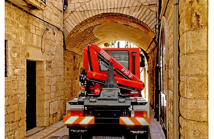 Fassi hydraulic crane F30CY active 02