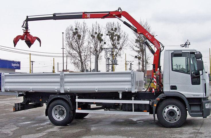 Fassi hydraulic crane F40A active 06
