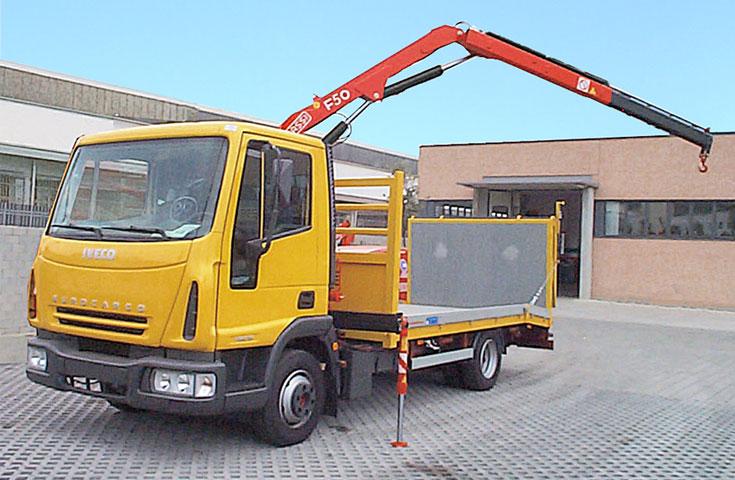 Fassi hydraulic crane F50A active F50A e-active 03