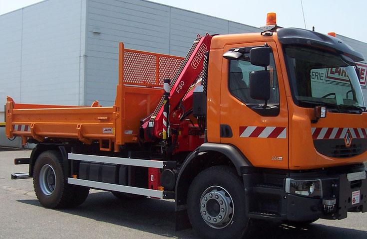 Fassi hydraulic crane F80A active F80A e-active 03