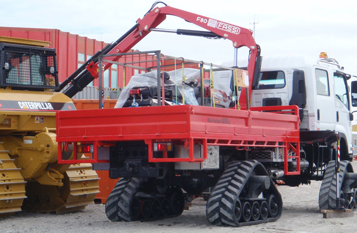 Fassi hydraulic crane F80A active F80A e-active 04