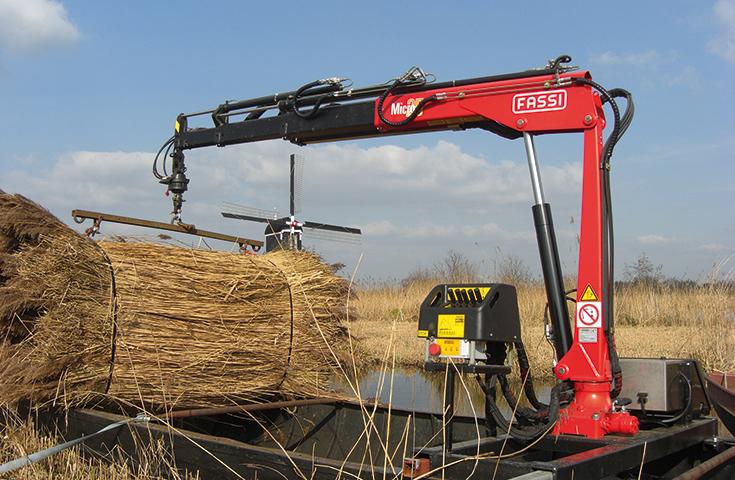 Fassi crane MICRO M25A 02