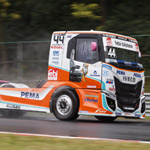 The close of the ETRC 2020 championship