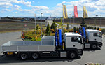 Fassi F365A - HOCHTIEF CZ a.s.