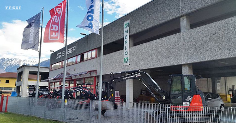 Fassi F1100RA full optional
