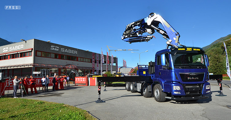 "Fassi F1100RA ""full optional"""