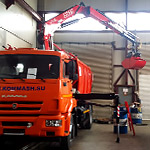 Fassi F155A.0.22 active