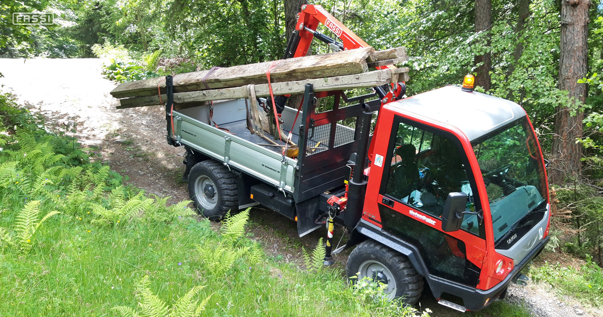 Fassi F30CY active