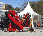 "Hydravlik Servis at the ""utility Vehicles"" fair in Celje"