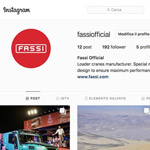 Fassi lance « Fassiofficial » sur Instagram