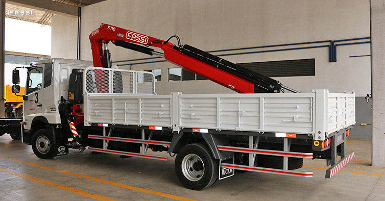 Fassi F155A.0.23 active - UD Quester CWE 64R 330
