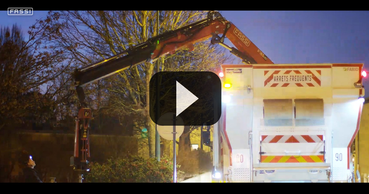Fassi ACM: Fassi Automatic Crane Movement