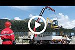 New-video-of-the-Fassi-F545RA-crane-at-the-Hannover-IAA