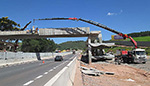 Two cranes Fassi work for Cunzolo