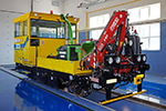 Fassi cranes for Railway Infrastructure Administration in Czech republic