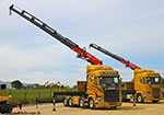 Fassi 90 tm Transport Thuries