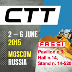 CTT Moscow 2015 Fassi