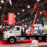 Fassi and Fascan at World of Concrete 2019