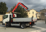 Fassi F40A.0.22 active Nissan NT500