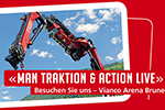 Fassi Traktion and Action live