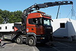 Fassi F820RA East London