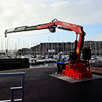 Fassi F155AF.0.23 - Plymouth