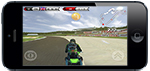 SBK Official mobile game Fassi sponsor
