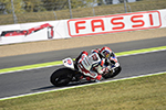 Fassi SBK sponsor - Magny-Cours 2014