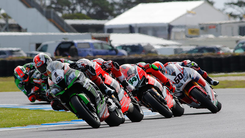 Francais World Sbk Phillip Island