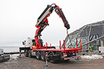 Fassi & the XF Bosch Rexroth valves