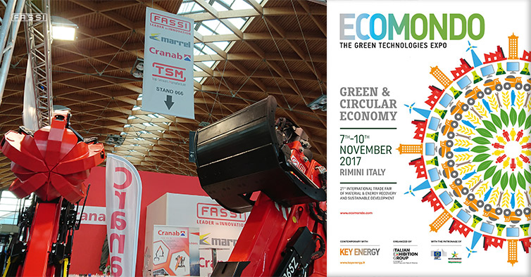 Ecomondo 2017 - Rimini (IT)