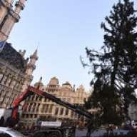 Grand Place - Brüssel - Weihnachten 2018
