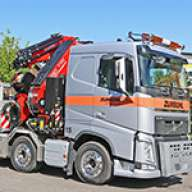 A Fassi F1150RA.2.28 for handling and transport