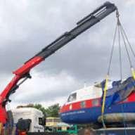 Alltruck Commercial Vehicle Repairs Ltd, Fassi F660RA