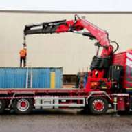 Fassi F660RA.2.26 per spostamenti pesanti