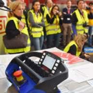 Un encuentro en Fassi con la prensa del sector